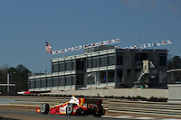 20-21 Febuary, 2012 Birmingham, Alabama USA.Helio Castroneves.(c)2012 Scott LePage  LAT Photo USA