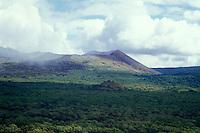 Masaya Volcano in the Parque Nacional Volcan Masaya. Nicaragua