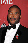 actor Tyler Perry..posing at The Time 100 Gala which celebrates the ..Time Magazine's list of the 100 Most Influential people in the world on May 8, 2008 at Frederick P Rose Hall at Jazz at Lincoln Center. ....Robin Platzer, Twin Images