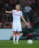 FUSSBALL  DFB POKAL       SAISON 2012/2013 Jahn Regensburg - FC Bayern Muenchen  20.08.2012 Arjen Robben (FC Bayern Muenchen)