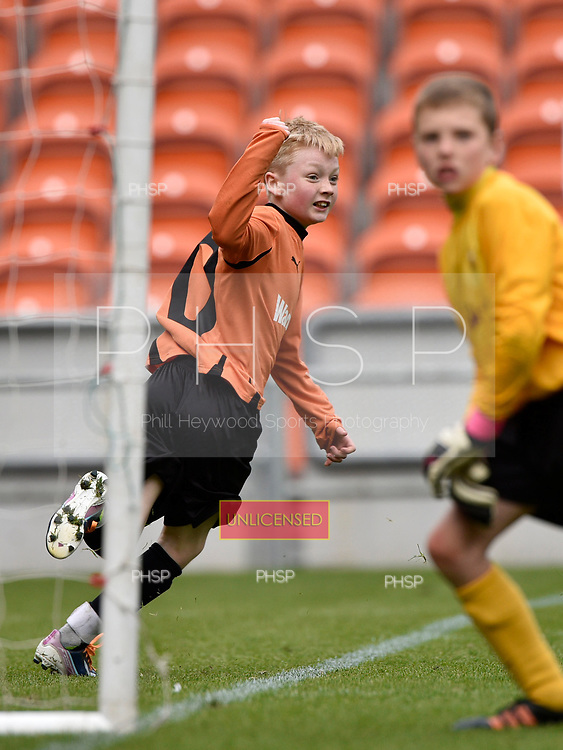 11/05/2014 BDYFL Hogan Cup Final 2014 U-11 Lytham v YMCA<br /> &copy;  Phill Heywood