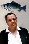 Goran Tunstrom, Swedish writer in 1998.