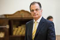Andras Simor leaves office