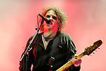 07/07/2012, Milan, Italy: The Cure in concert during the Heineken Jammin Festival. Credit: Flavio Lo Scalzo/AGF/MediaPunch Inc. ***NO ITALY***