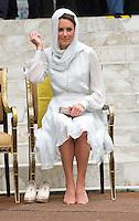 Kate, Duchess Of Cambridge & Prince William in Asia