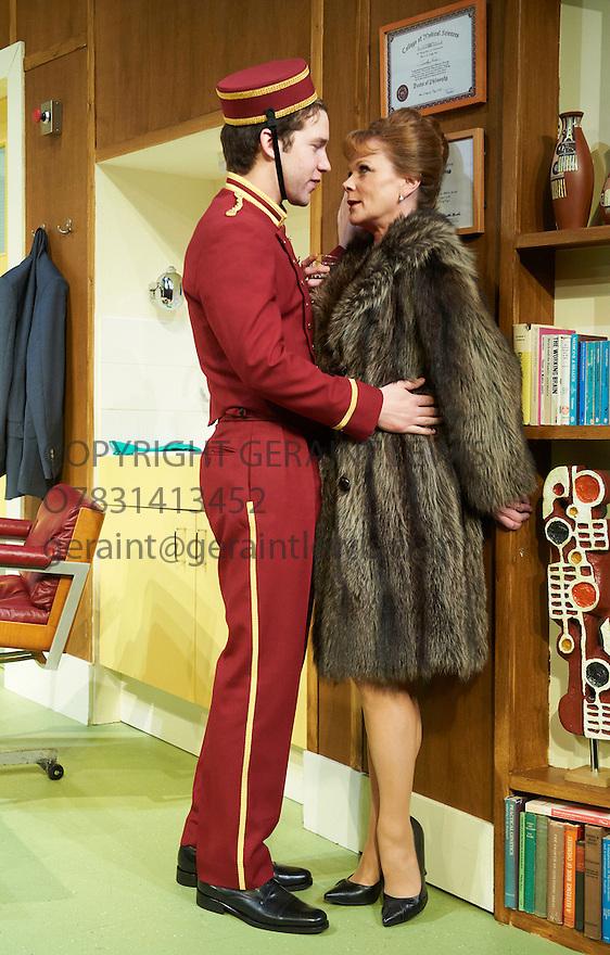 ... Bond as Mrs Prentice. Opens at The Vaudaville Theatre on 16/5/12 Bond