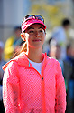 Jessica Michibata,.MARCH 11, 2011 - Marathon : Nagoya Women's Marathon 2012 Start &amp; Goal at Nagoya Dome, Aichi, Japan. (Photo by Jun Tsukida/AFLO SPORT)[0003].