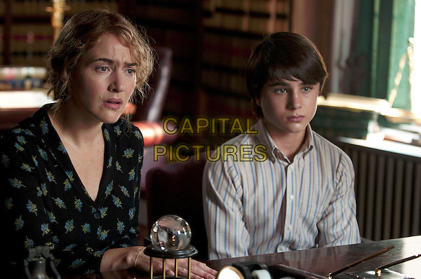 Kate Winslet, Gattlin Griffith<br /> in Labor Day (2013) <br /> (Last Days of Summer)<br /> *Filmstill - Editorial Use Only*<br /> CAP/NFS<br /> Image supplied by Capital Pictures