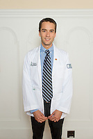 WIlliam Manning. Class of 2017 White Coat Ceremony.
