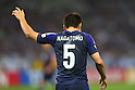 Yuto Nagatomo (JPN), .June 3, 2012 - Football / Soccer : .FIFA World Cup Brazil 2014 Asian Qualifier Final Round, Group B .match between Japan 3-0 Oman .at Saitama Stadium 2002, Saitama, Japan. .(Photo by Daiju Kitamura/AFLO SPORT) [1045]