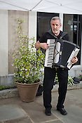 Gary Brunotte, Italian Fest, Lafayette Village, Raleigh, Saturday, May 12, 2012.