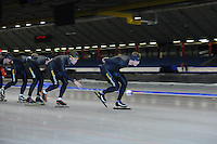 SCHAATSEN: HEERENVEEN: 24-06-2014, IJsstadion Thialf, Zomerijs training, ©foto Martin de Jong
