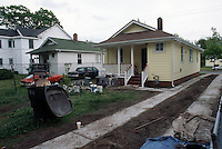 1995 May ..Conservation.Lamberts Point..Home Program.New rehabs complete.1342 West 38th Street.Rear Exterior...NEG#.NRHA#..SPECIAL:HomePrg1 19:18