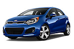 KIA Rio AT SX Hatchback 2015