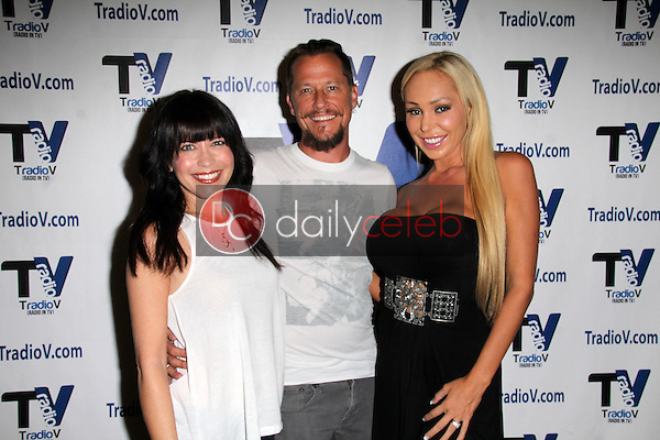 Amaya Brecher, Corin Nemec, Mary Carey<br />