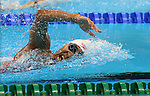 Rio de Janeiro-9/9/2016- Katarina Roxon competes in the women's 400m freestyle during the swimming  at the 2016 Paralympic Games in Rio. Photo Scott Grant/Canadian Paralympic Committee