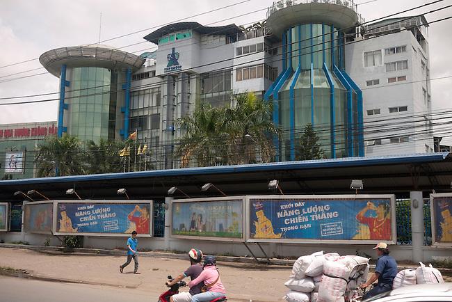 Tan Hiep Phat Corporation building in Binh Duong, Vietnam.