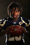 Florida International University Football team's cornerback Jonathan Cyprien, (25).