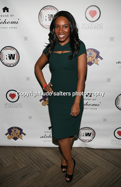 Eunice Omole Attends DJ Jon Quick's 5th Annual Beauty and the Beat: Heroines of Excellence Awards Honoring AMBRE ANDERSON, DR. MEENA SINGH,<br />