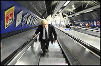 Boris in Whitehall