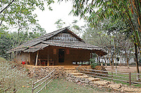 Yao Ho Granary, Vietnamese Museum of Ethnology, Hanoi