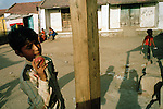 Scene from a village near Bhuj