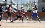 WNC Softball vs CNCC 041715