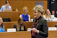 Yale School of Management Executive Education - Women's Leadership Program | Inclusive Leadership: Leading Diverse Teams with Victoria Brescoll 20 April 2017