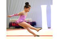 Melina Gazaryan (432???) Level-4 (RAL) @ LA Cup 2017. (Correction please for good ID, thanks!)