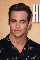 Chris Pine<br /> at the &quot;Hell or High Water&quot; Los Angeles Special Screening, Arclight, Hollywood, CA 08-10-16<br /> David Edwards/DailyCeleb.com 818-249-4998