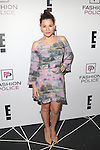Orange is the New Black Actress Yael Stone Attends E!'s 2016 Spring NYFW Kick Off party at The Standard, High Line, Biergarten & Garden