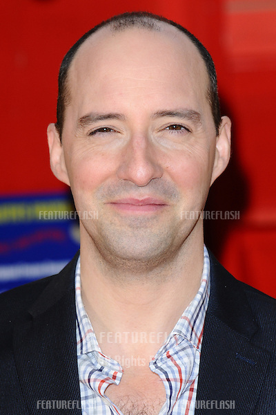 """Tony Hale arriving for the """"Arrested Development"""", Season Four  premiere at the Vue, Leicester Square, London. 09/05/2013 Picture by: Steve Vas / Featureflash"""