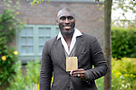 Sol Campbell at Chelsea Flower Show<br /> <br /> 18.5.15<br /> Bethany Clarke / RHS