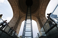 Mexico City - Mexico - Revolution Monument - Chapultepec Castle
