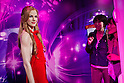Oct. 4, 2011 - Tokyo, Japan - Japanese visitors look at the wax figure of Nicole Kidman at the Madame Tussauds museum exhibit. The world's 13th Madame Tussauds museum showcases 19 wax figures of  celebrity musicians and movie stars. (Photo by Christopher Jue/AFLO)