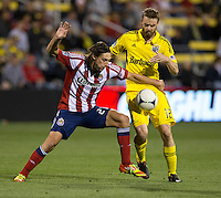 Columbus Crew vs Chivas USA, September 19, 2012