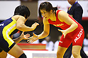Saori Yoshida, December 23, 2011 - Wrestling : All Japan Wrestling Championship, Women's Free Style -55kg Final at 2nd Yoyogi Gymnasium, Tokyo, Japan. (Photo by Daiju Kitamura/AFLO SPORT) [1045]