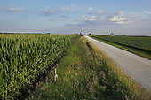 Wataga, Illinois<br /> July 10, 2014<br /> <br /> Tommy O'Connor, a family GMO corn and soy farmer as well as beef in central Illinois on his farm.