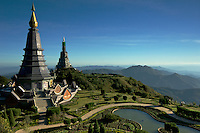 Doi Inthanon National Park - Phra Mahathat