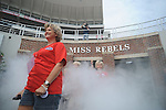 the Ladies Football Forum at the University of Mississippi in Oxford, Miss. on Saturday, July 24, 2010.