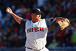April 16, 2009:   #34 Ron Chiavacci of the Toledo Mudhens in action during the MiLB game between Columbus Clippers and Detroit Toledo Mudhens at Fifth Third Field in Toledo, Ohio. Columbus defeated the Mudhens 2-1. (Credit Image: © Rick Osentoski/Cal Sport Media)