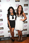 "Nicole ""Snooki"" Polizzi and Veronica Kole At Nicole ""Snooki"" Polizzi Introduces The First Artists Signed To Team Snooki Music: AdELA. B-Capp and Veronica Kole-Held at Bounce Sporting Club, NY"