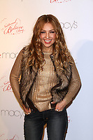 Macys Believe Day Event with Thalia