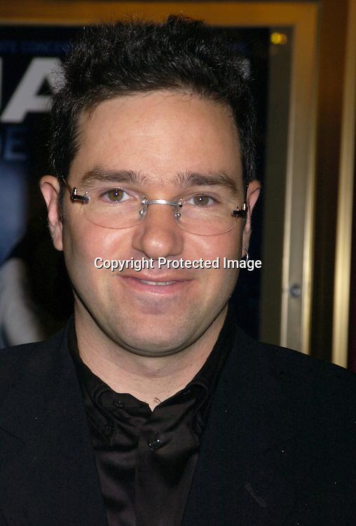 """Dave Meyers ..at the World Premiere of """"Jay-Z Fade to Black"""" on ..November 4, 2004 at the Ziegfeld Theatre. ..Photo by Robin Platzer, Twin Images"""