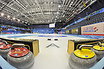 26/11/2016 - European curling championships - Intu Breahead Arena - Glasgow - Scotland - UK