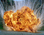 Untitled Explosion #9LF, 2007