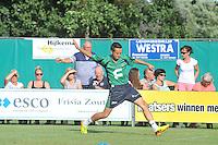 KAATSEN: ARUM: 28-07-2013, Heren Hoofdklasse wedstrijd, Renze Pieter Hiemstra ©foto Martin de Jong