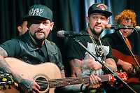 The Madden Brothers visit Q102 PA