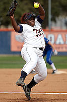 080301-McNeese St. @ UTSA Softball