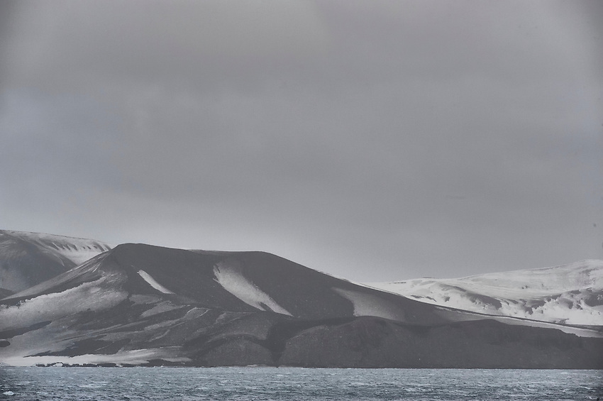 Last Look I - entering the Drake Passage from the east